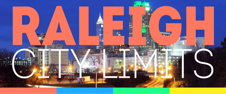 Raleigh City Limits by LawnStarter