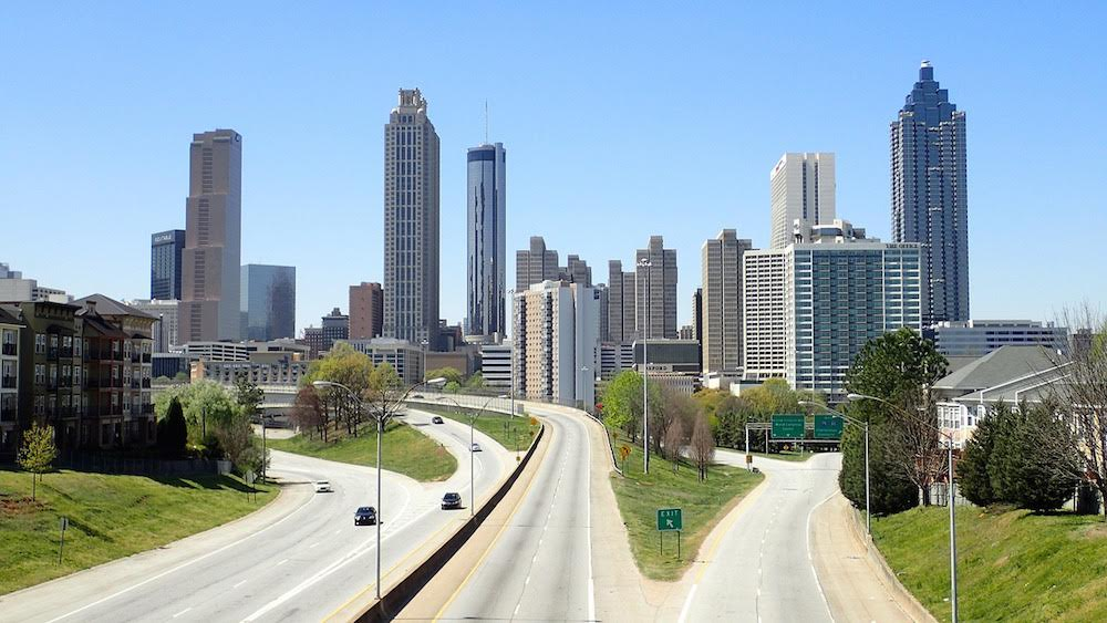 What Will Atlanta Look Like in 2030? by LawnStarter