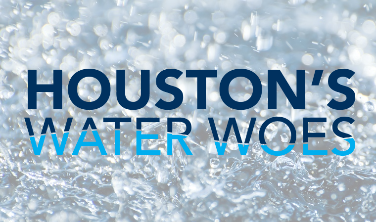 Houston's Water Woes