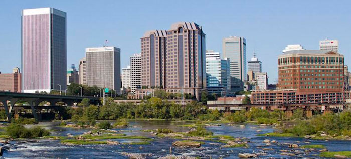 Richmond, VA Population Growth Header